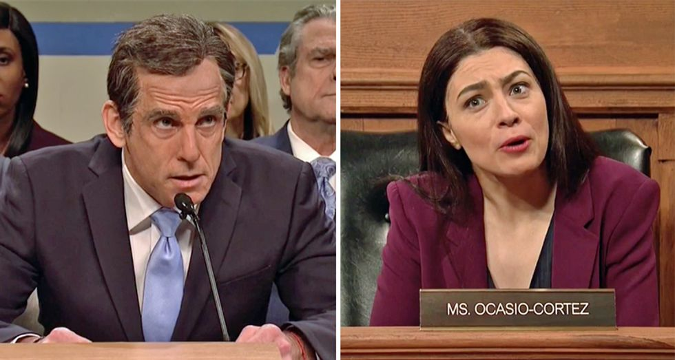 WATCH: Ben Stiller returns to Saturday Night Live to portray Michael Cohen