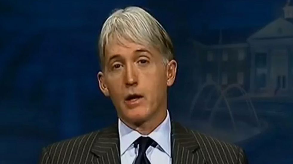 Republican leading Benghazi probe Trey Gowdy has a reputation for courtroom theatrics