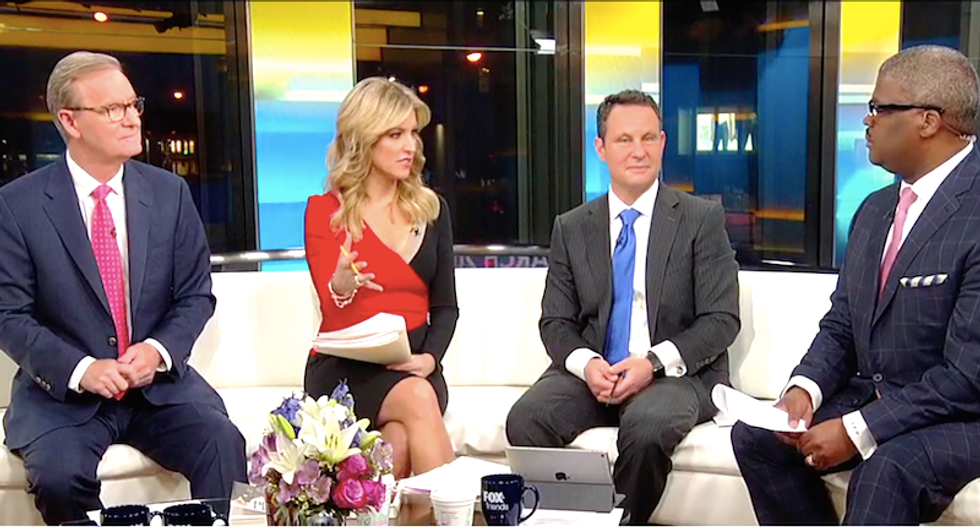 Fox host calls on Bernie Sanders to give up wealth or leave US: 'This country was founded on capitalism'