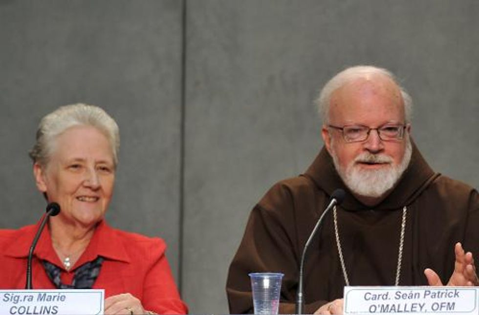Vatican panel will, 'in time,' propose 'best practices' to stop sexual abuse
