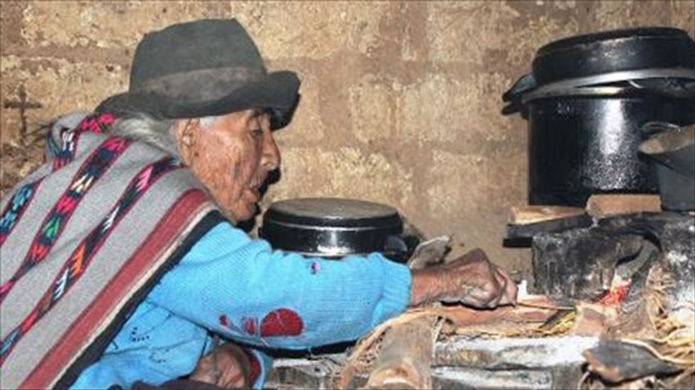 116-year-old Peruvian stakes claim to title of world's oldest woman