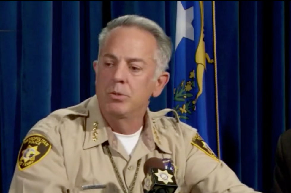 New documentary reveals major coverup and corruption in Las Vegas police department -- before and after the mass shooting
