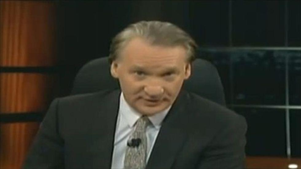 'This isn't news anymore': Bill Maher mocks CNN's Malaysian plane coverage