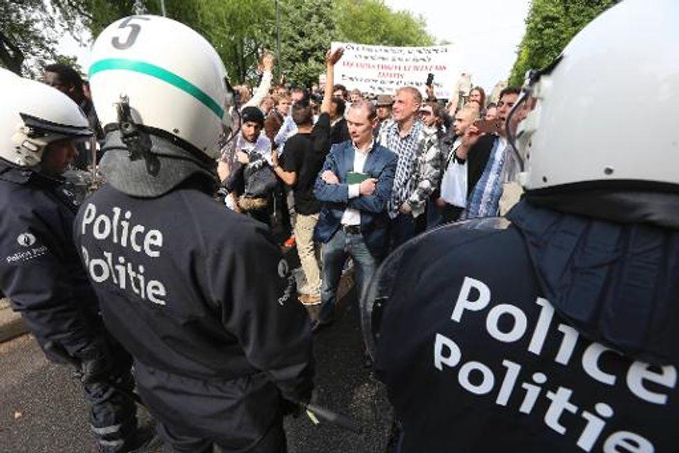 Belgium bans performance labeled 'anti-Semitic hatefest'