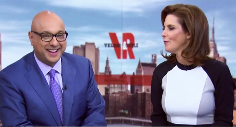 'It's not magic and it's not true': MSNBC hosts gleefully blow up Trump's boast he sent the stock market soaring