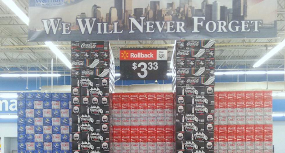 Florida Walmart and Texas mattress store slammed for shockingly tasteless 9/11 ads