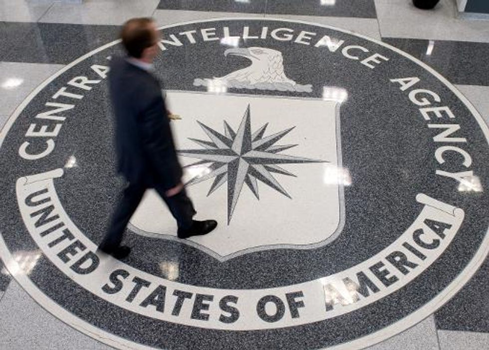 Report: CIA and FBI helping Ukranian government quell rebellion in east