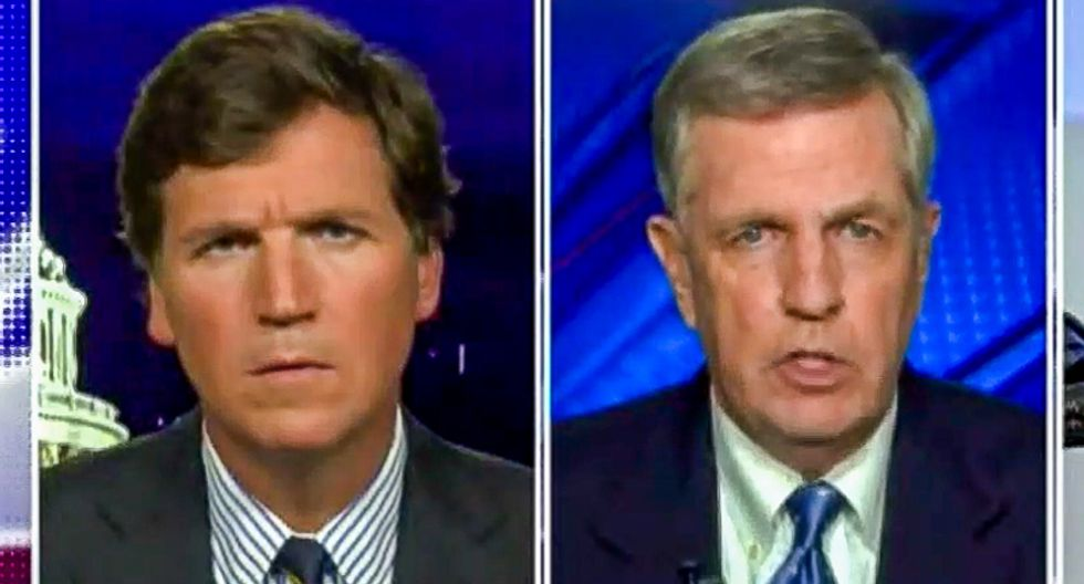Brit Hume urges Trump not to 'put the country through this' by replacing RBG before the election