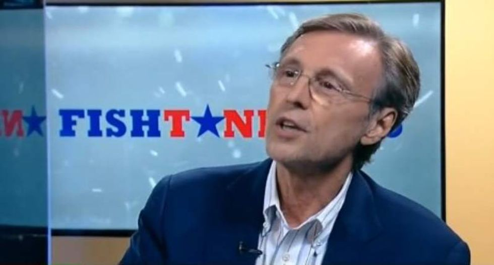 'It was started basically as a scam': Thom Hartmann scorches the Libertarian Party
