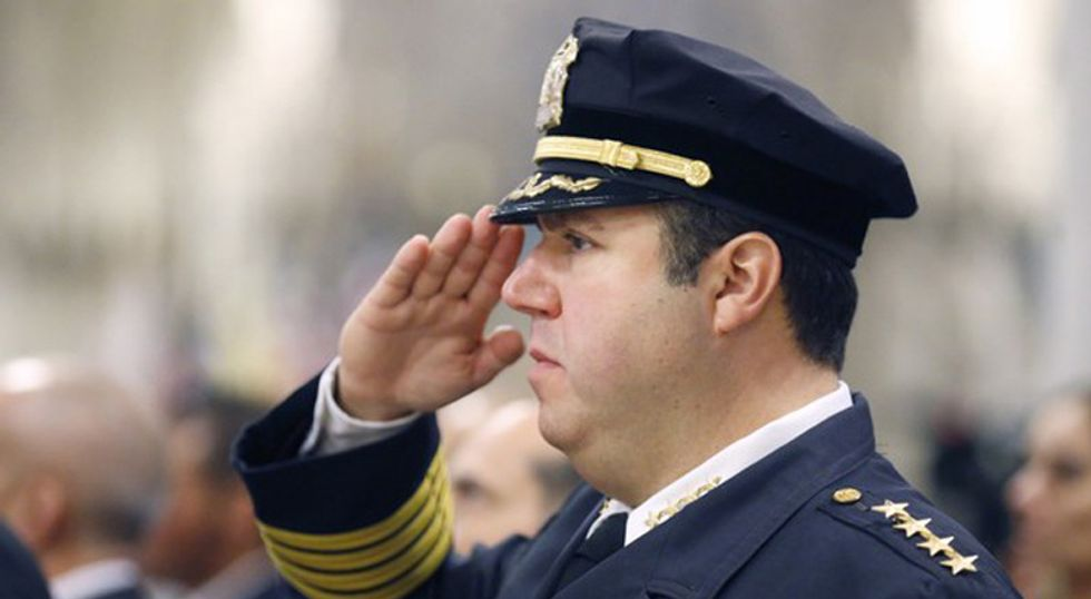 Ex-New Jersey police chief gets $453,000 payout