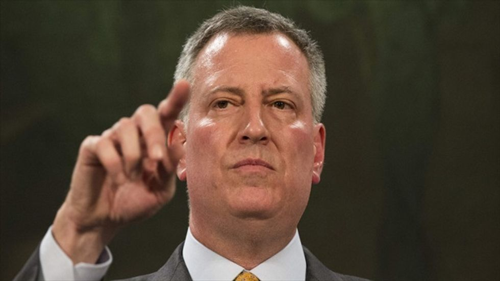 NYC Mayor de Blasio unveils plan to create 200,000 affordable housing units by 2024