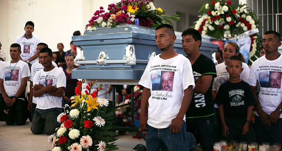Washington state will not charge police in Mexican laborer's slaying