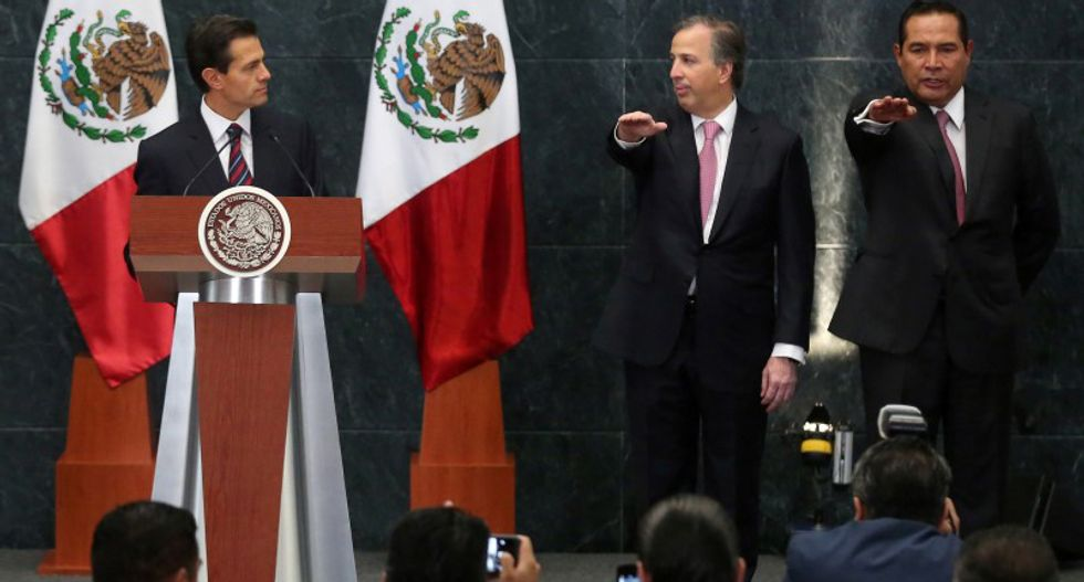 Mexico's new finance minister spurns Donald Trump