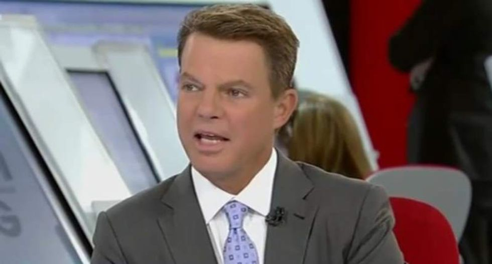 'If he didn't do it, deny it!': Shep Smith slams Spicer for ducking questions about Kushner's Russia call