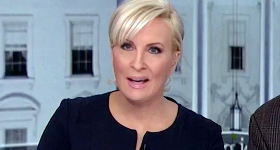 'My lord': MSNBC's Mika gasps when ex-FBI official explains Mike Flynn may have worn a wire with Trump