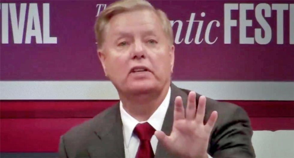 Lincoln Project releases devastating new ad against Republican Lindsey Graham