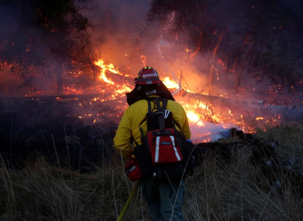 California 'horror' fires kill at least 40 -- deadliest in state history