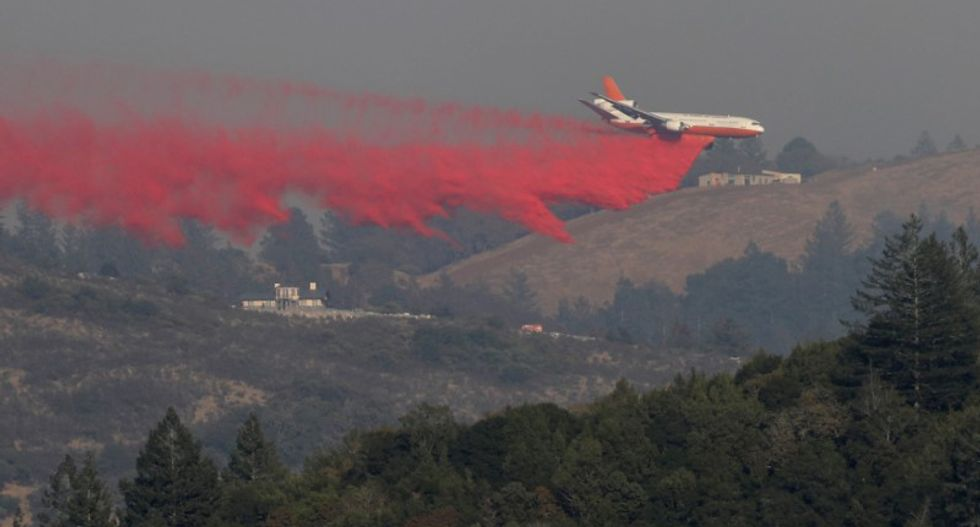 Firefighters are finally gaining the edge in battle with deadly California wildfires that have killed at least 40