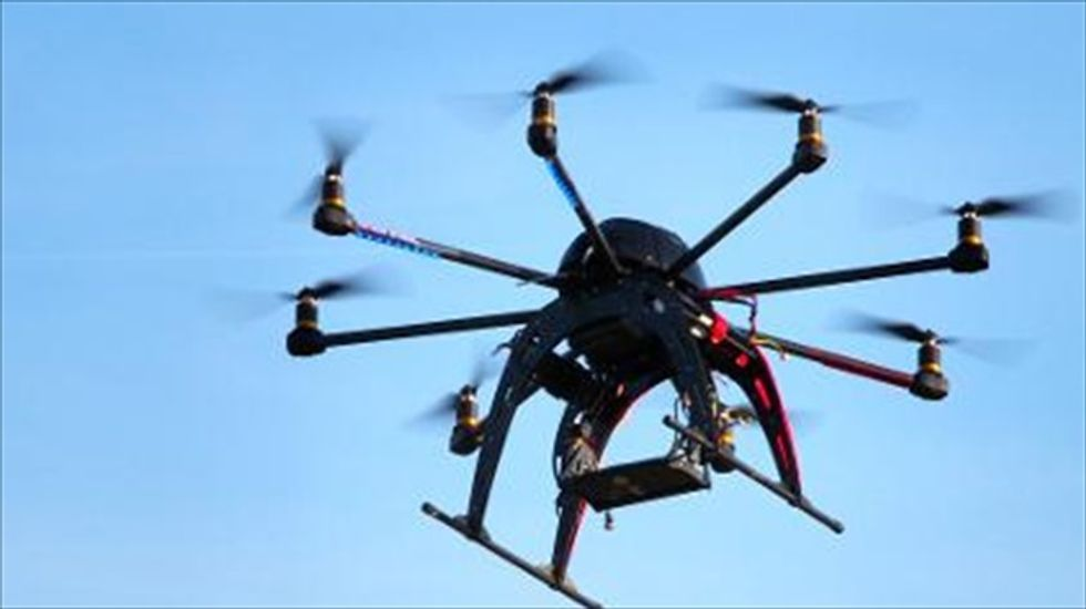 Seattle woman accuses local company of playing peeping tom with drone