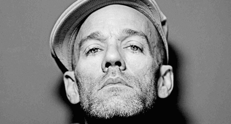 'There's no conversation to be had': REM's Michael Stipe trashes Trump for 'f*cking up' America