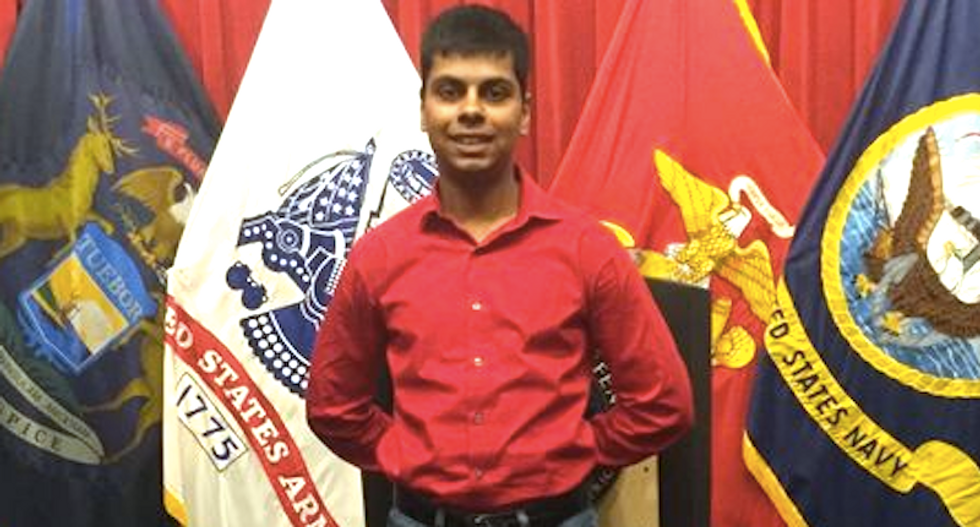 Marine trainers could be prosecuted over suicide of Muslim recruit hazed as 'terrorist'