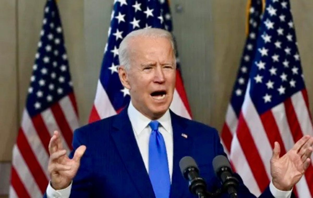Biden to announce date when all Americans are eligible for vaccines: report