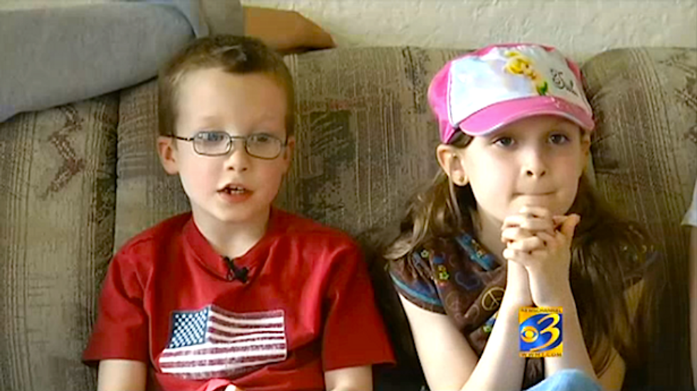 MI cops give kids toys after SWAT team terrifies family in drug raid on wrong house