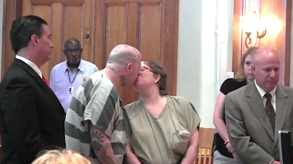 Neo-Nazi couple regrets they didn't kill more 'pedophiles' as they're sentenced to life