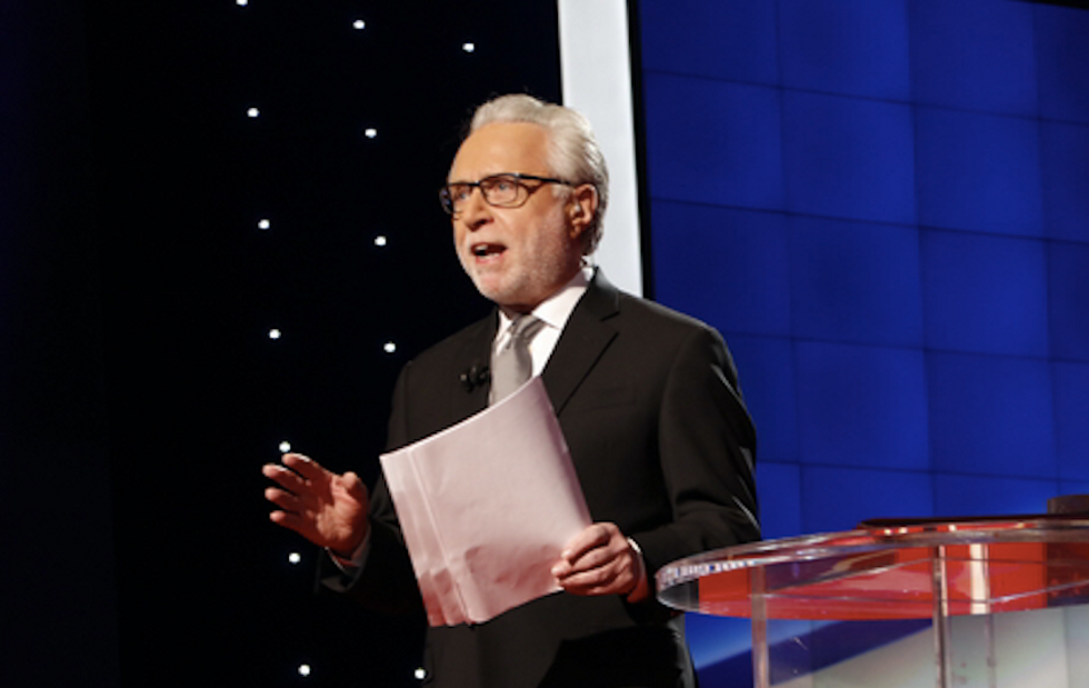 WATCH: Wolf Blitzer worries cutting US weapon sales to Saudis will hurt defense contractors' profits