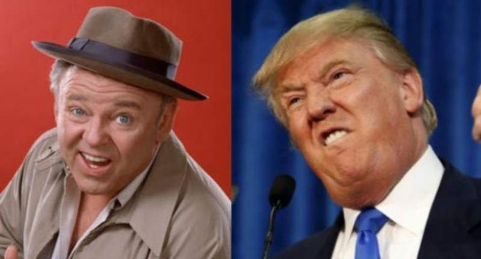 Rob Reiner says Archie Bunker would '100 percent' back Trump: 'They have the same mentality'