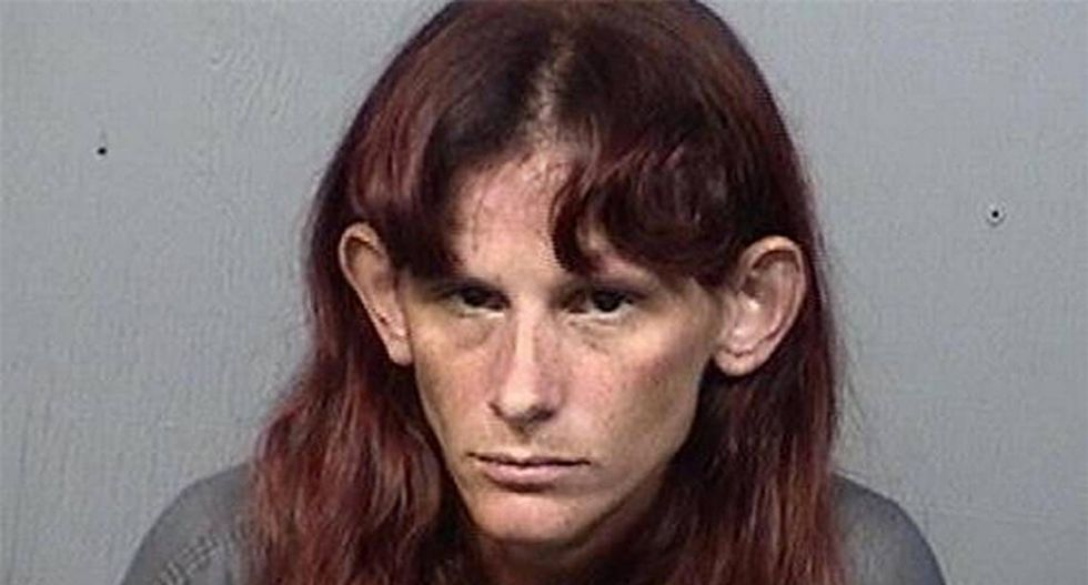 'The customer is always right!' Florida woman busted for nacho cheese tantrum at 7-11