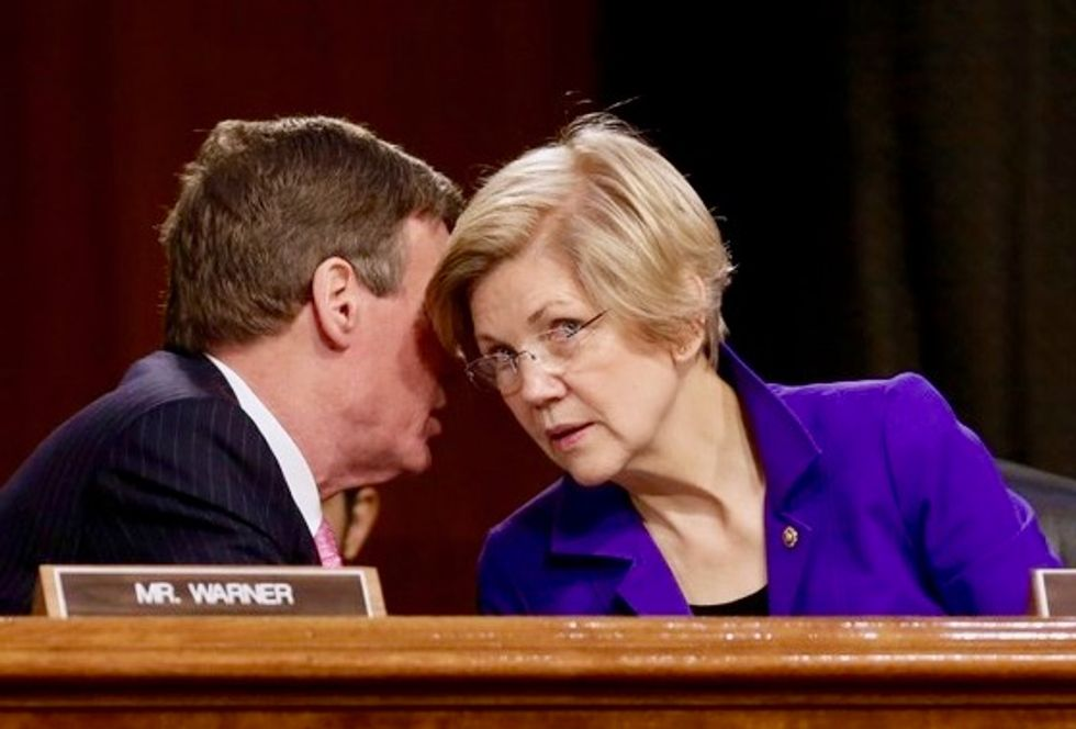 Senate Democrats propose fines for credit reporting agency hacks