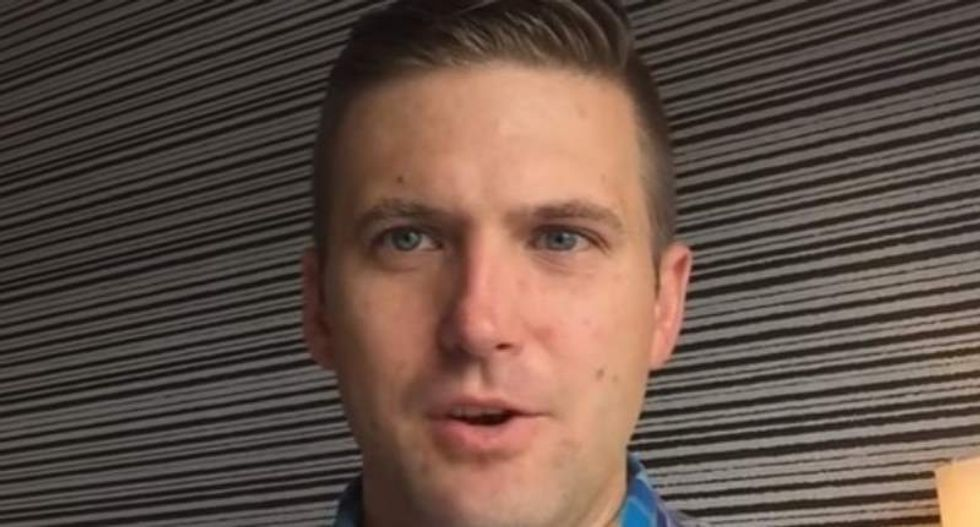 White nationalist who smeared MLK as 'degenerate': Trump is 'what we need in a leader'