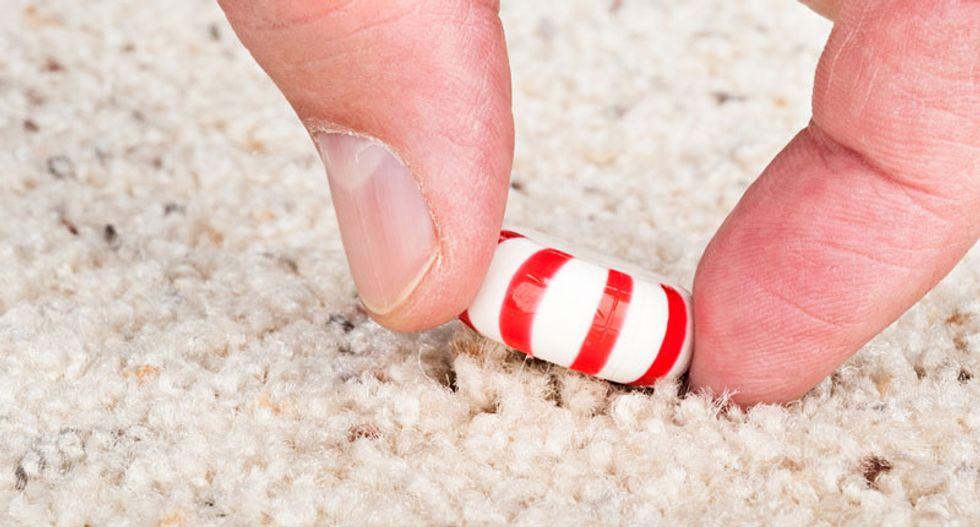 The '5 second rule' is a lie -- according to science
