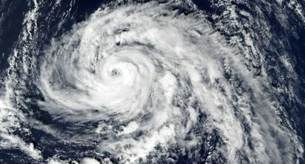 Thousands without power in Ireland as freak hurricane batters island with 109 mph winds