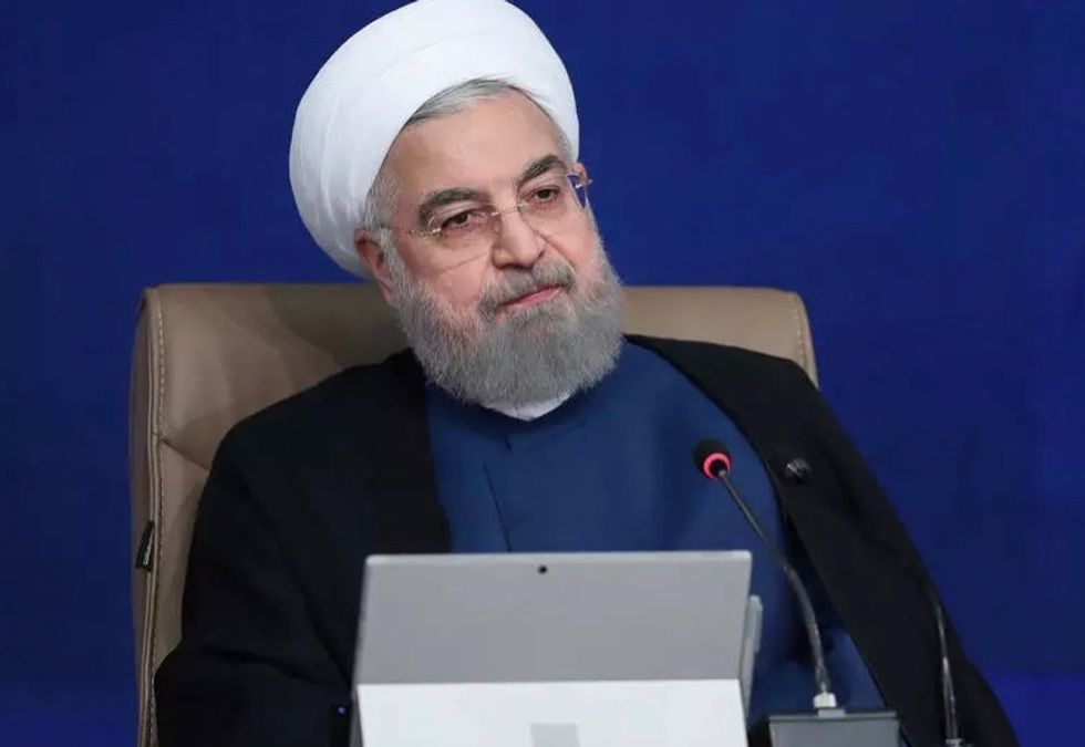 Iran says UN arms embargo on Tehran has been lifted