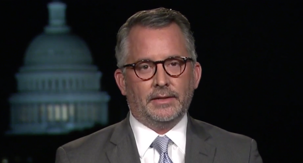 Ex-GOP rep urges voters to 'flip the House' if they want results on gun control: 'Republicans will never do anything'
