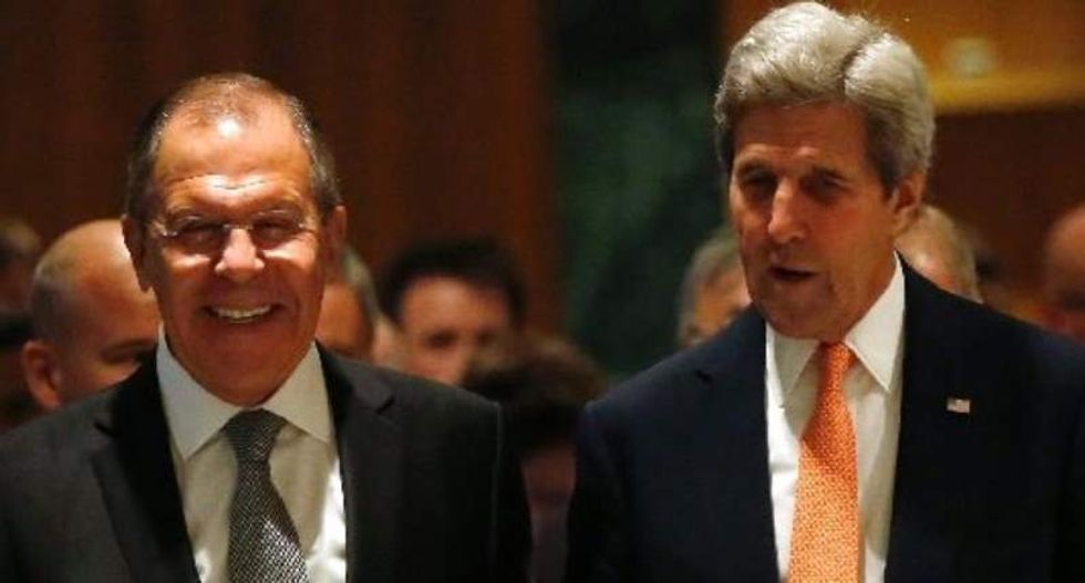 US and Russia announce Syrian ceasefire beginning on Eid holiday
