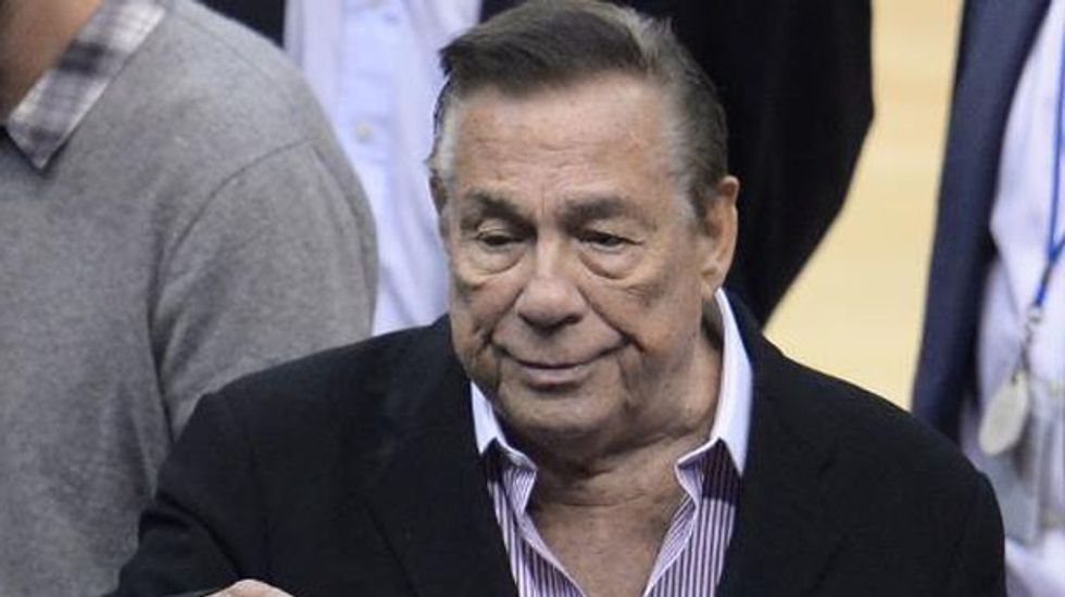 Clippers' Donald Sterling tells CNN's Anderson Cooper he was 'baited' into racist comments