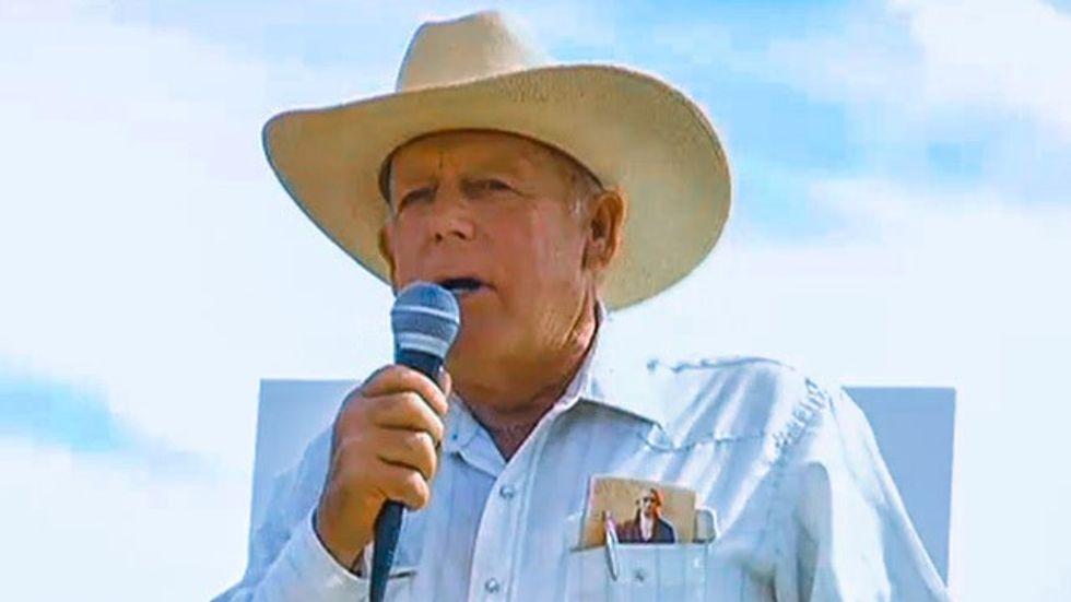 Nevada rancher Cliven Bundy's son arrested on probation violation