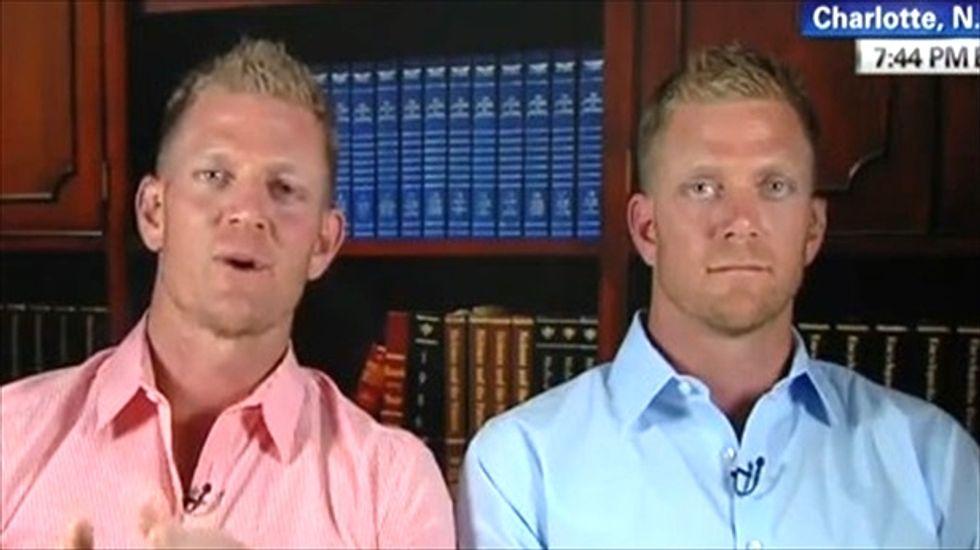 Fired HGTV hosts the Benham twins: 'We love homosexuals,' but not their 'agenda'