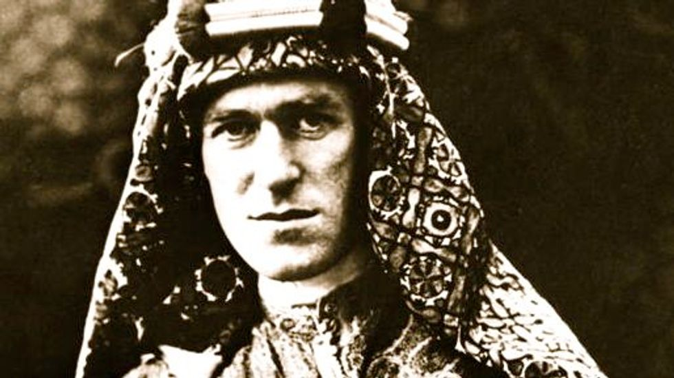 How I found the lost desert camp of Lawrence of Arabia