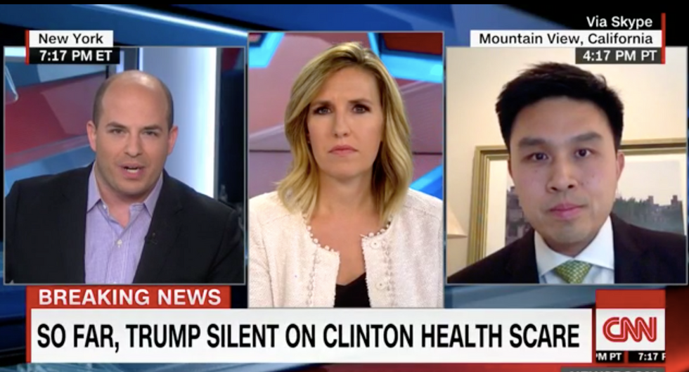 CNN's Brian Stelter: 'Stereotypes of women being weak' are driving constant Clinton health scrutiny