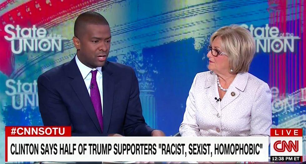 Bakari Sellers schools GOPer: Trump's appeal to racists 'literally petrifies' the black community