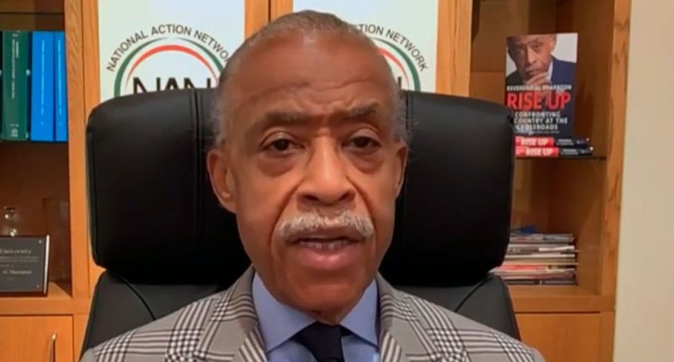 MSNBC's Al Sharpton blasts 'grossly insufficient' charges in Breonna Taylor killing