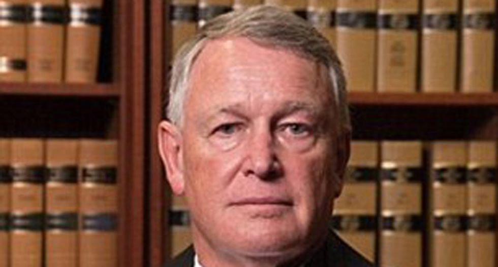 Judge apologizes to rape victim for asking why she 'didn't keep her knees together'