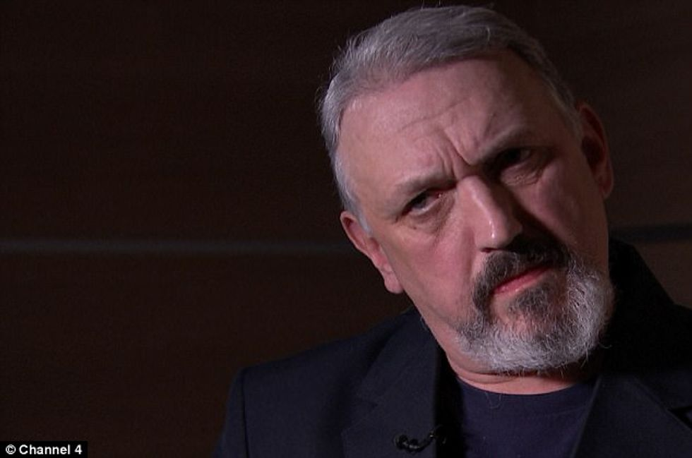 Former neo-Nazi reveals he's Jewish and gay after abandoning hate group