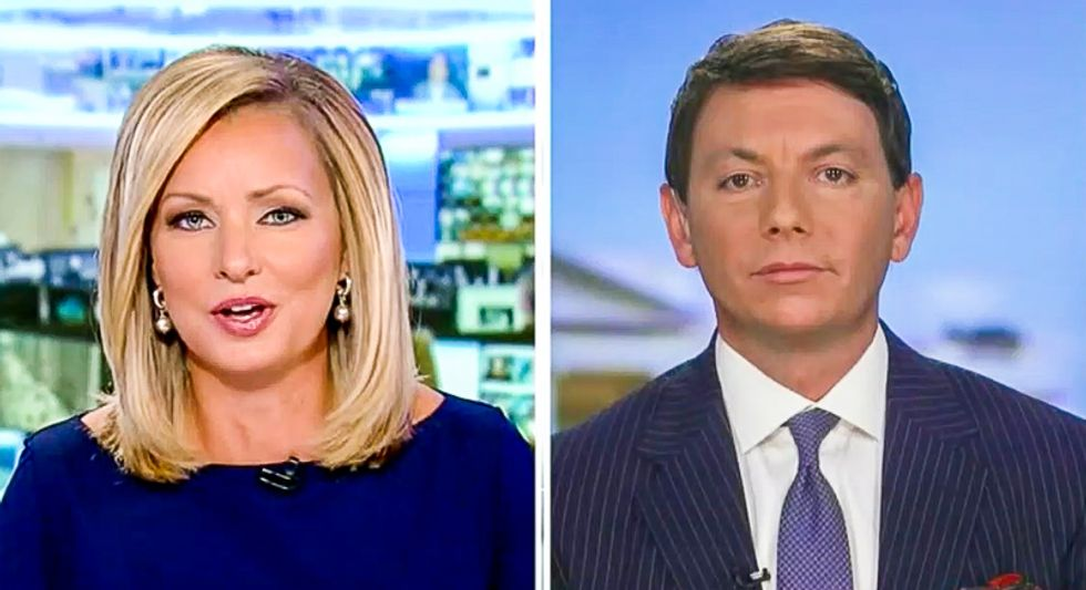 Fox News host rebuts Trump aide after attack on Chris Wallace: 'He is going to ask the smart questions'