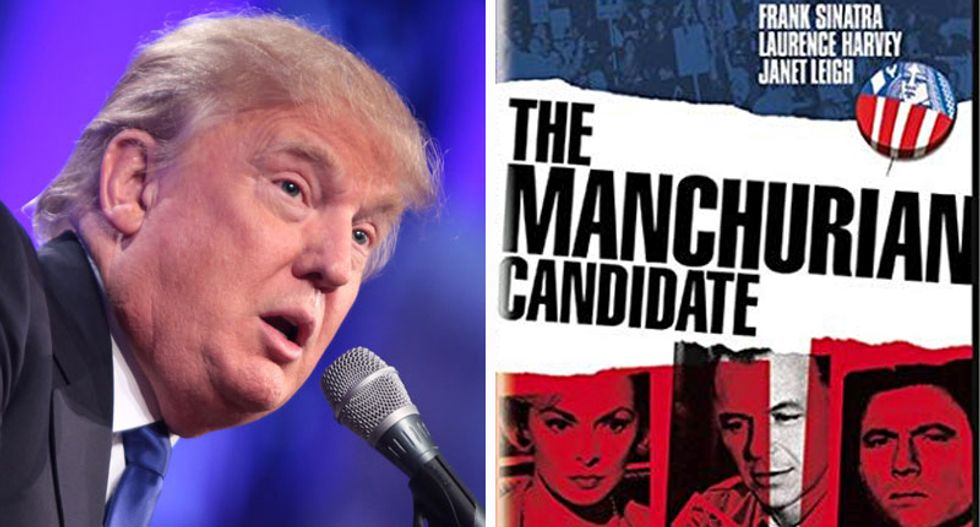 WATCH: MSNBC panel reveals that Trump may now officially be a 'Manchurian president'