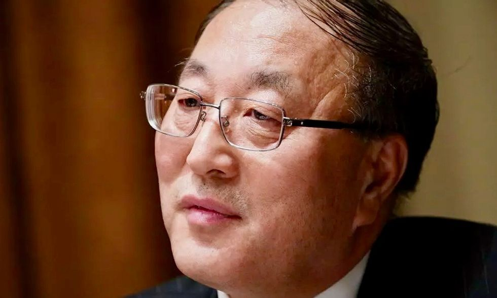 China leads UN call for US to end 'coercive' sanctions